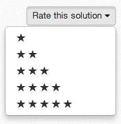 Knowledge base rating