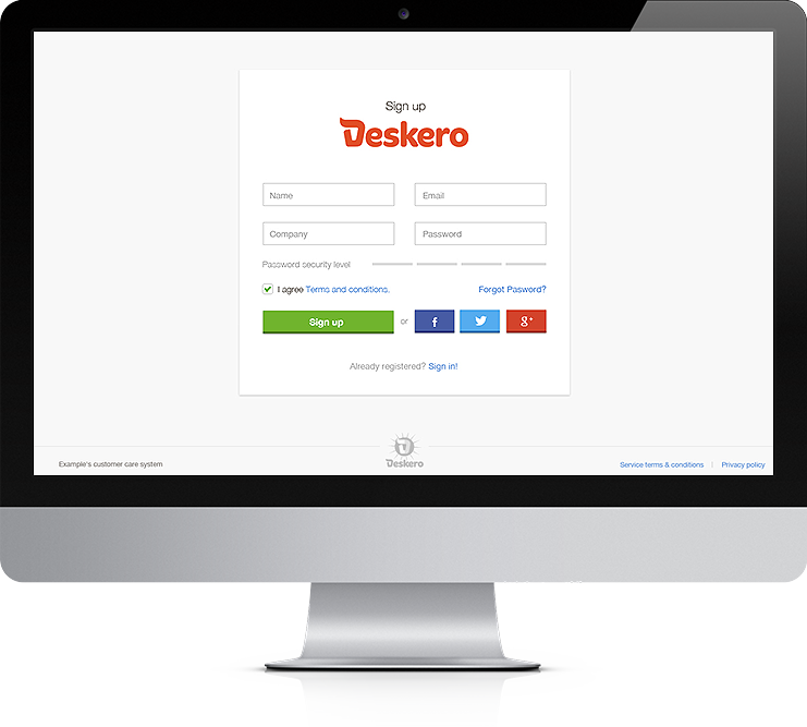 custom helpdesk software