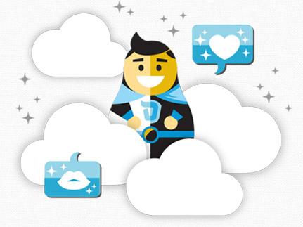 logiciel cloud deskero